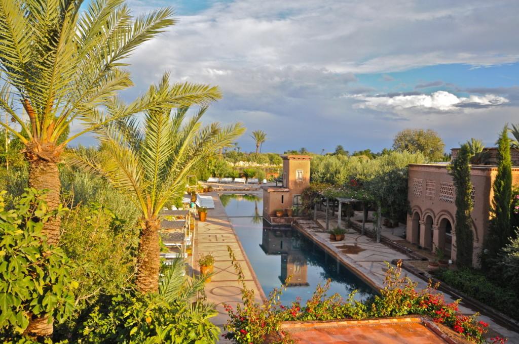 5 Hotel by Beldi piscine 5
