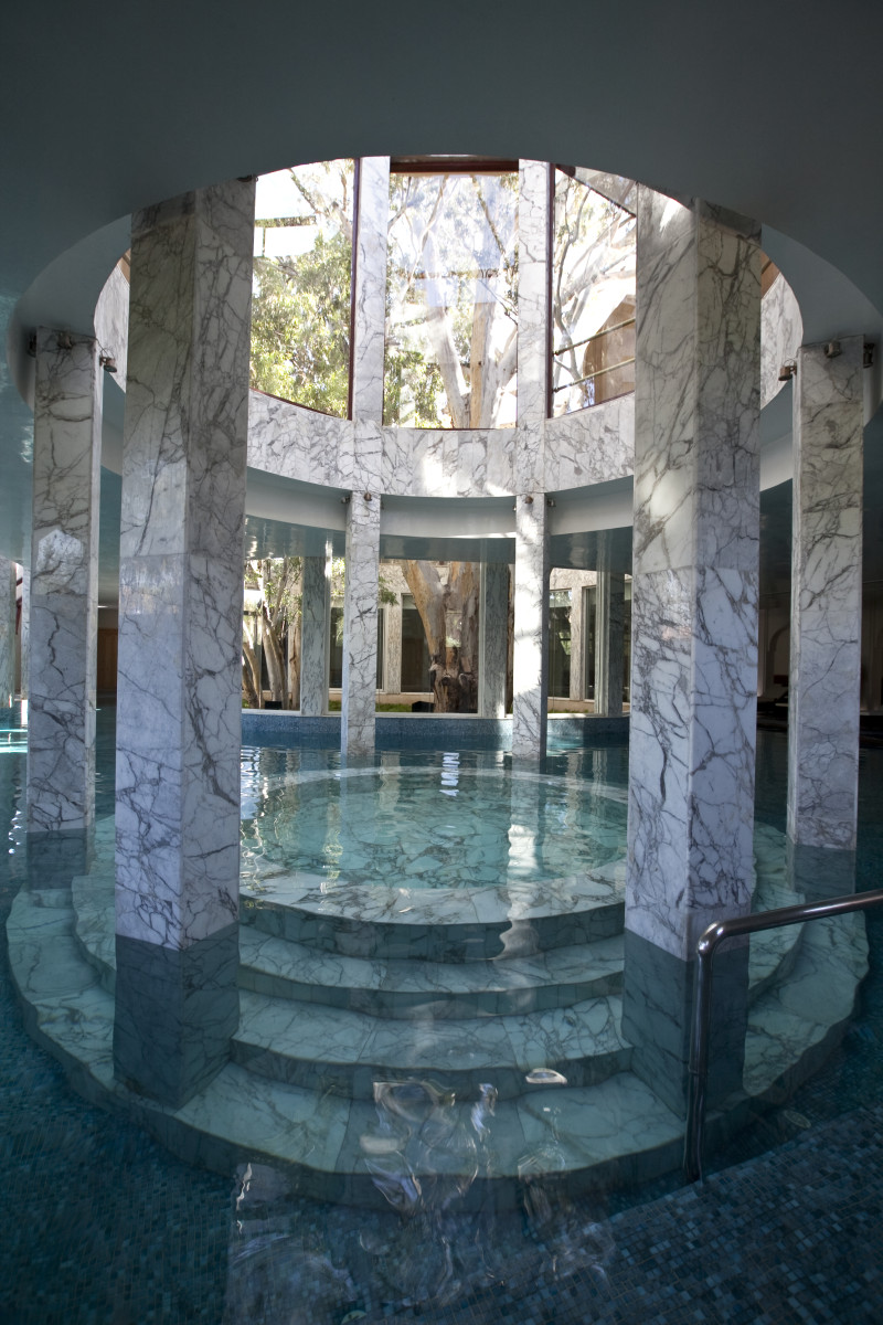 Es Saadi Palace Spa - Piscine 7