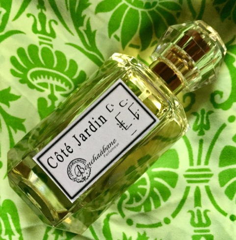 ParfumSoleil:Coté jardin